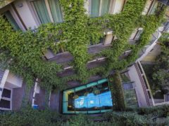 Vertical Garden, foto di Hotel Milano Scala su Flickr..com