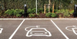 Parcheggio per auto elettriche