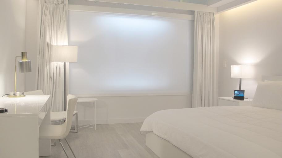 Come sar la camera d 39 albergo del futuro secondo marriott for Camere albergo design