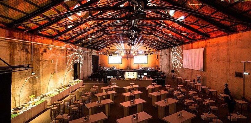 Gösserhalle, foto di Georg Krewenka su vienna.convention.at