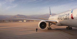 AA Boeing 777-200