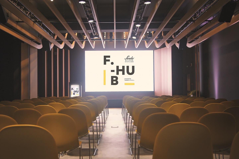 Inaugurato F-HUB, spazio eventi bleisure all\'interno di ...