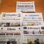 AIAV denuncia i giornali italiani per procurato allarme e diffida Codacons