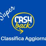 Super Cashback, classifica finale aggiornata ad agosto 2021 e ultime notizie
