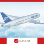 Da giugno Air Europa riprende a volare da Madrid per Miami e New York