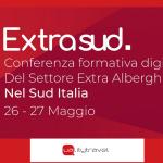 A Extrasud si riparte il 26-27 maggio da case vacanze e affitti brevi