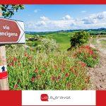 "Al via la staffetta europea ""Via Francigena – Road to Rome. Start again"""